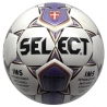 Select Pallone Calcio SAMBA n.5 Bianco/Viola