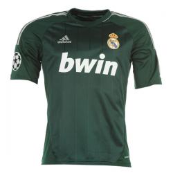 adidas Maglia Real Madrid Third 2012/2013 uomo