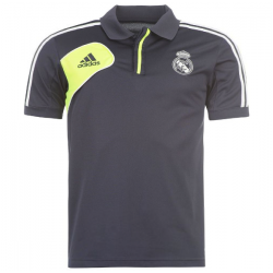 adidas Polo Real Madrid Uomo blu