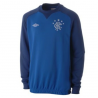 Umbro Felpa Rangers Glasgow Training 2012/2013 blue royal