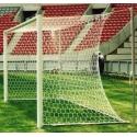 LaRete Coppia Rete Calcio Regolamentare Maglia Esagonale 3 mm
