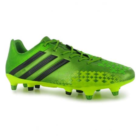 donna informazioni per nuova selezione Adidas Predator LZ TRX SG scarpe calcio uomo giallo/lime/nero