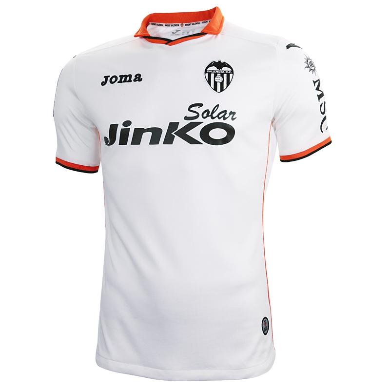 divisa calcio Valencia CF completini