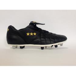 Pantofola d'Oro Scarpe Calcio DEL DUCA SG Mista Vitello Nero