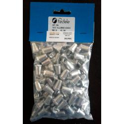 MincioSport Tacchetti Alluminio 19 mm confezione 100 pz
