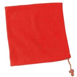 Nakota Scaldacollo Pile Rosso Confezione 10 pz