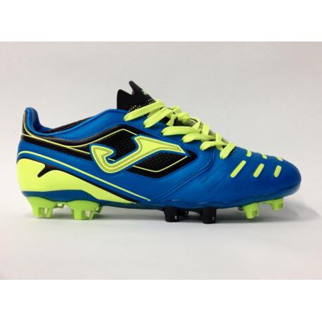 online retailer 450e0 35e21 Joma Scarpe Calcio POWER 205 Azzurro/Fluo Uomo
