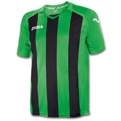 Joma Maglia Gara PISA 12 Nero/Verde Uomo