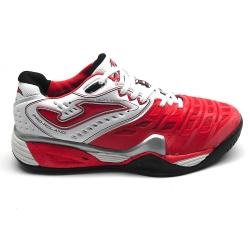 Joma Scarpe Tennis PRO ROLAND 306 Uomo Bianco/Rosso
