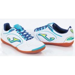 Joma Scarpe Calcetto MAXIMA 302 Indoor Uomo Bianco/Blue