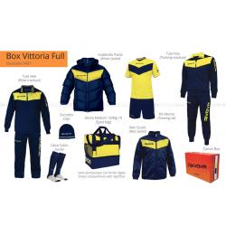 Givova BOX VITTORIA FULL Giallo/Blu