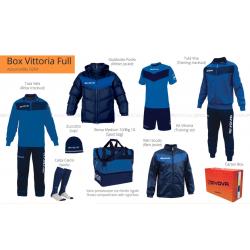 Givova BOX VITTORIA FULL Azzurro/Blu