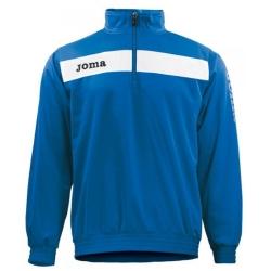 Joma Felpa Mezza Zip ACADEMY 9016S11.35 Uomo Azzurro/Bianco