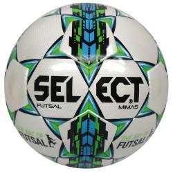 Select Pallone Calcetto MIMAS RC Bianco/Verde