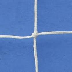 LaRete Coppia Rete Calcetto 2x3 Maglia Quadra mm 2,5