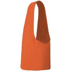 Tracolla in cotone Arancio 24066
