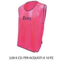 Zeus Casacca PROMO Senior Rosa