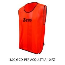 Zeus Casacca PROMO Boy Rosso