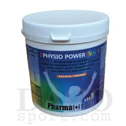 Pharmapiù Sali Minerali PHYSIO POWER PLUS Arancia