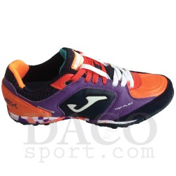 Joma Scarpe Calcetto TOP FLEX 619 Outdoor Uomo Purple/Black/Orange