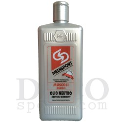 Medisport Olio NEUTRO 500 ml.