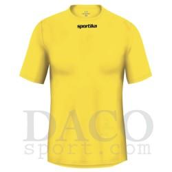 Sportika Maglia BAKU MC Uomo Giallo