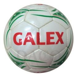 Galex Pallone Calcio STADIO n.5 Bianco/Verde