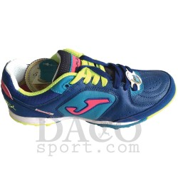 Joma Scarpe Calcetto TOP FLEX 605 Outdoor Uomo Blue Navy