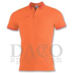 Joma Polo BALI II MC Uomo Arancio