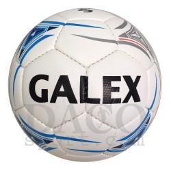 Galex Pallone Calcio FAST n.5 Bianco/Azzurro