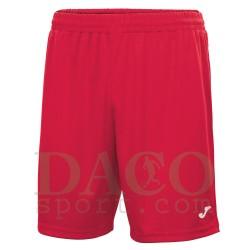 Joma 100053. Pantaloncino NOBEL rosso
