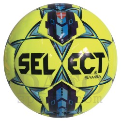 Select Pallone Calcio SAMBA n.5 Giallo/Viola