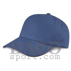 Cappellino 5 Pannelli Bimbo Blu