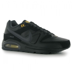 Nike Air Max Command Scarpe Uomo Black/Gold