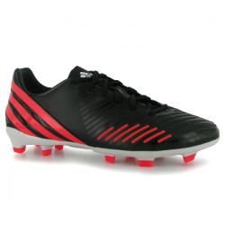 adidas Predator LZ Absolion TRX FG Scarpe Calcio nero/pop/bianco