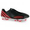 Adidas Predator LZ TRX FG scarpe calcio uomo nero/pop/bianco