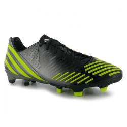 Adidas Predator LZ TRX FG scarpe calcio uomo nero/lime